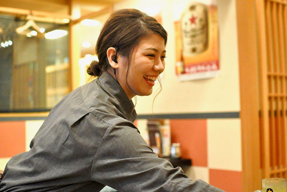 風来坊で過ごす時間が、少しでも楽しい時間になり笑顔で帰っていただけるようスタッフがおもてなし致します。